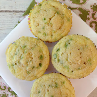 The Best Jalapeno & Honey Cornbread Muffins.