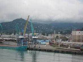 Photo: Батуми - самый глубокий порт на Чёрном море