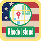 USA Rhode Island Maps