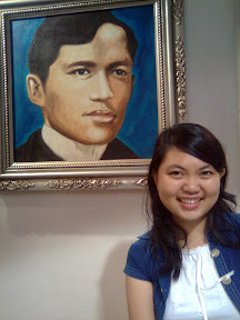 Jose Rizal at Mangan