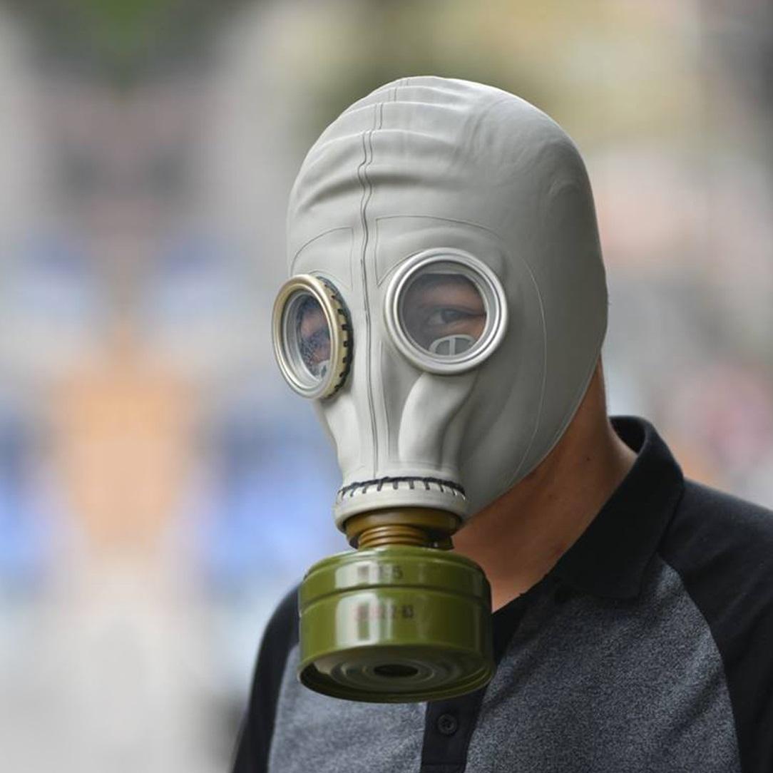 Mặt nạ phòng độc - Đồ bảo hộ an toàn cho sức khỏe con người
