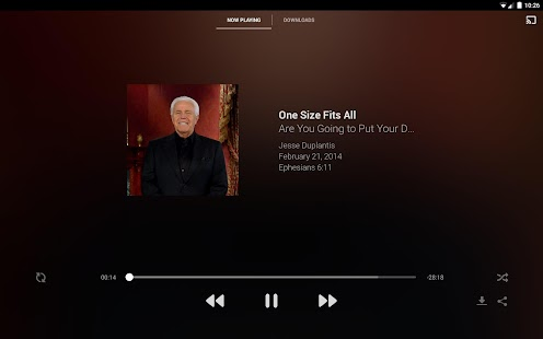 Jesse Duplantis Ministries- screenshot thumbnail