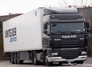 Photo: DAKAM DAF CZ     ------> click for more: www.truck-pics.eu