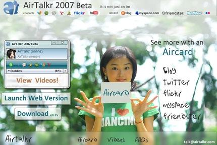 air talkr