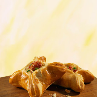 Kräuter-Frischkäse-Körbchen