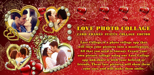 love collage photo editor photo frame locket apps on google play