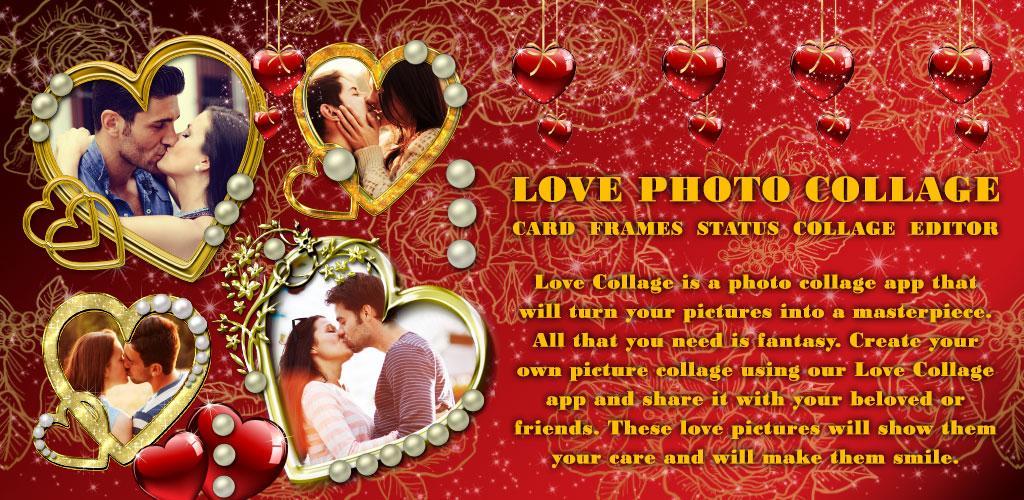 Love Collage : Locket, Card, Status & Photo Frame 1.0 Apk Download ...