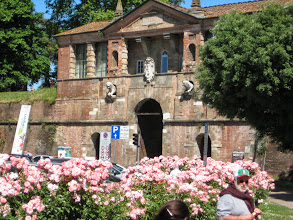 Photo: Gate to Lucca.