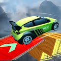 Impossible Tracks: Car Stunt simulator icon