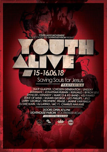 Youth Alive Souls for Jesus : Lighthouse Christian Centre