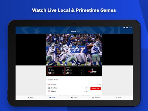 NFL 12 screenshot 19