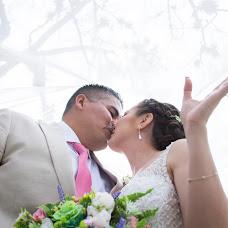 Wedding photographer Alejandra Herrera (aledeblus). Photo of 03.08.2019