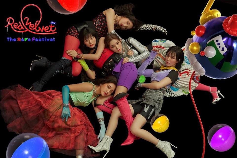 Red Velvet Reve Festival Day 1