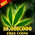 Vegas Weed Farm Casino - Legal Jackpot Party icon