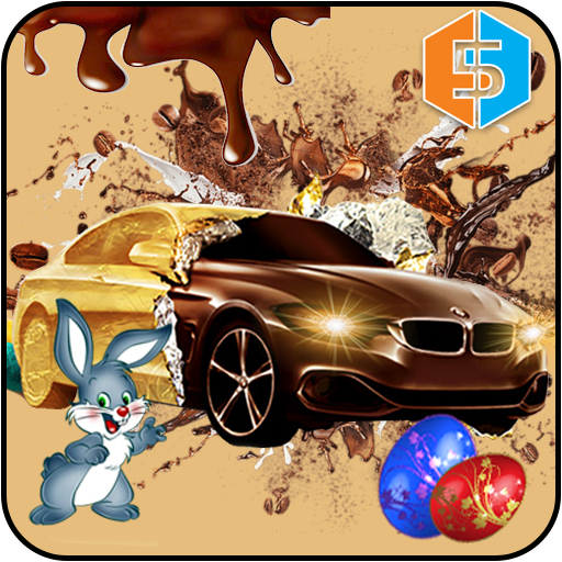 Easter Eggs Pancake Car Race (Unreleased)