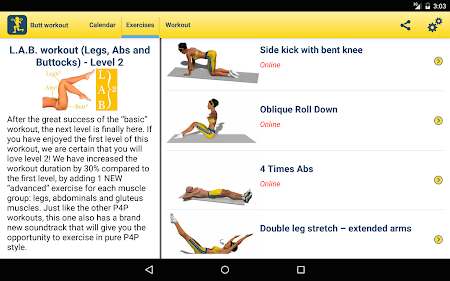 Butt Workout 1.3.31 screenshot 412218