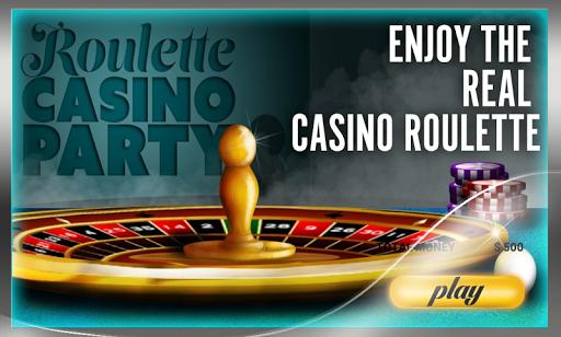 Roulette Casino Party