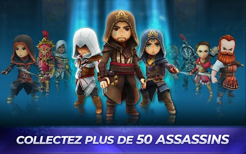 Assassin's Creed Rebellion Capture d'écran