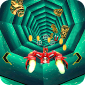 Infinity Tunnel 3D Color : Space Shooter Rush Game Android APK Download Free By Dazzle Storm Games