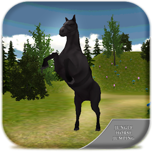 Jungle Horse Jumping for PC and MAC