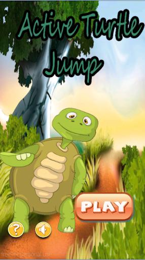 Active Turtle Jump