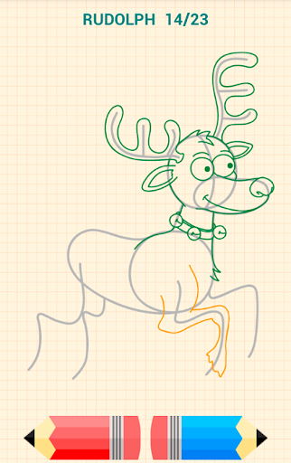 How to Draw Christmas 5.0 Screenshots 4