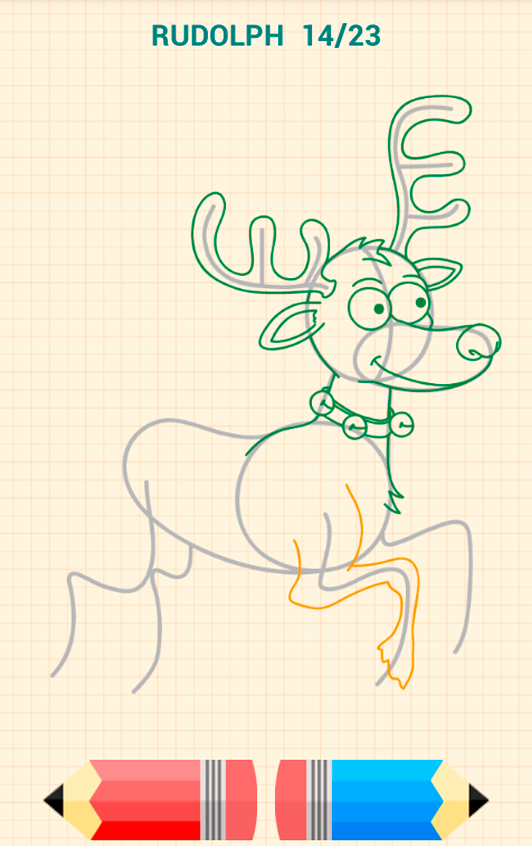 How to Draw Christmas- screenshot