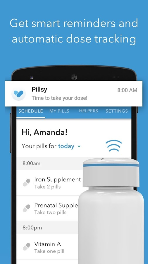 Pillsy- screenshot