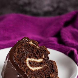Cheesecake Swirl Chocolate Bundt Cake.