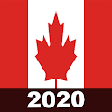 Canadian Citizenship Test 2020 icon