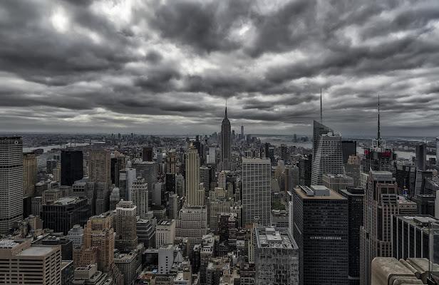 Tenebre su New York city di Luca160