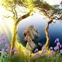 Beautiful Landscape Wallpaper icon