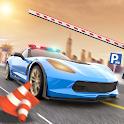 POLICE PARKING 2020 – SUV DRIVING SIMULATOR icon
