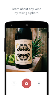 Delectable Wine - Scan & Rate- screenshot thumbnail
