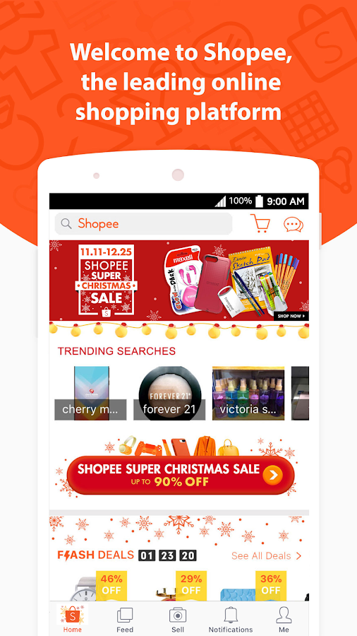 Shopee Philippines – Buy and Sell on Mobile - Android Apps