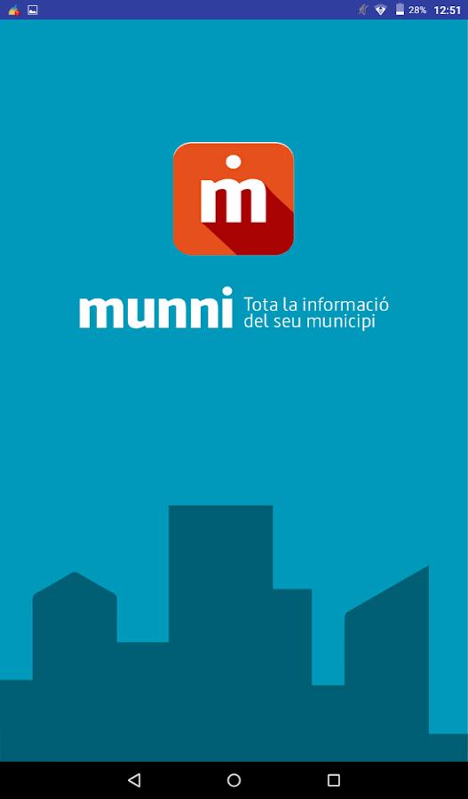 Finalment, l'aplicació MunniApp no es presentarà dimecres per motius d'agenda i es presentarà al mes de setembre