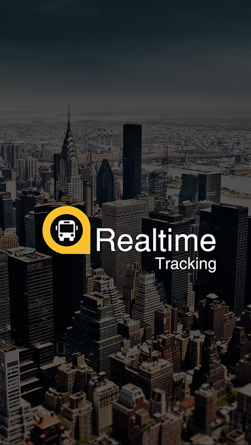 RealTimeTracking-User- screenshot