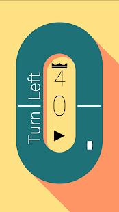 Turn Left - náhled