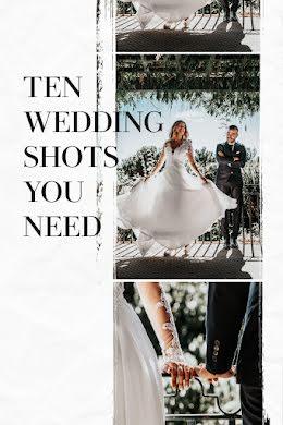 Ten Wedding Shots You Need - Wedding Announcement item