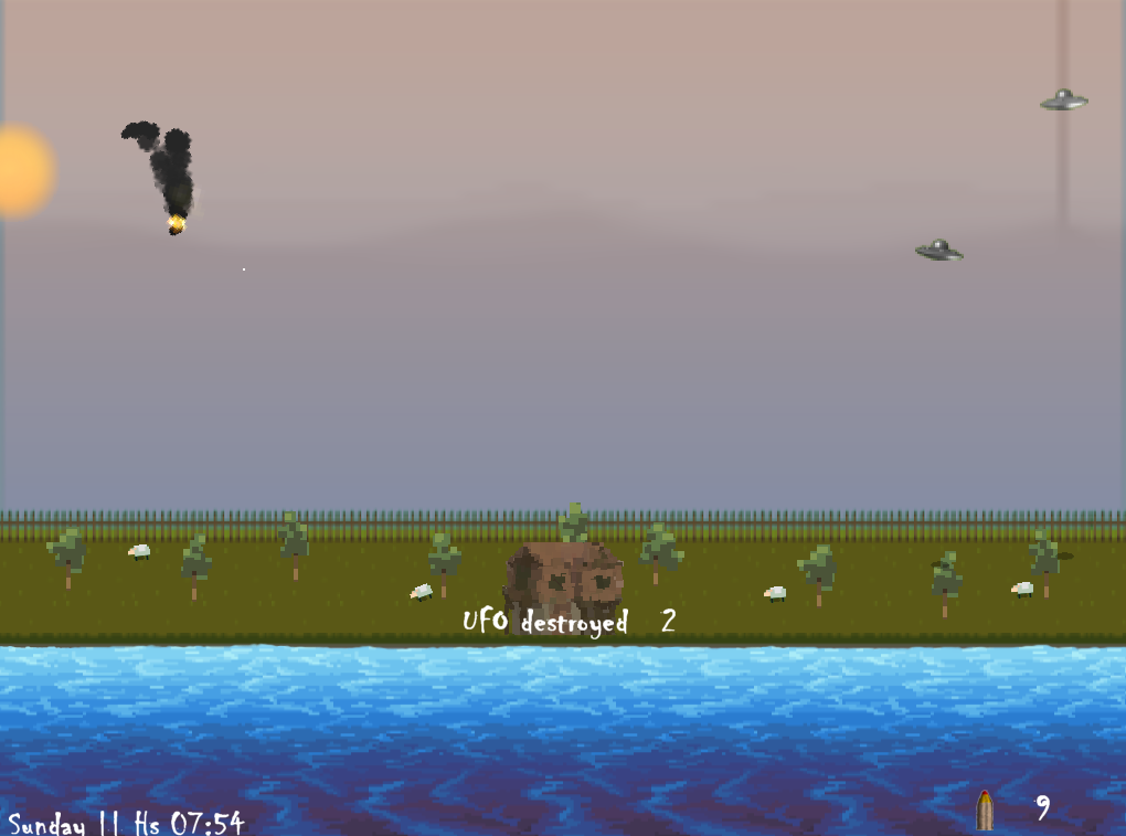 River sheep- screenshot