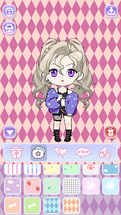 Vlinder Doll — Dress up Games Mod Apk (Free Shopping) 4