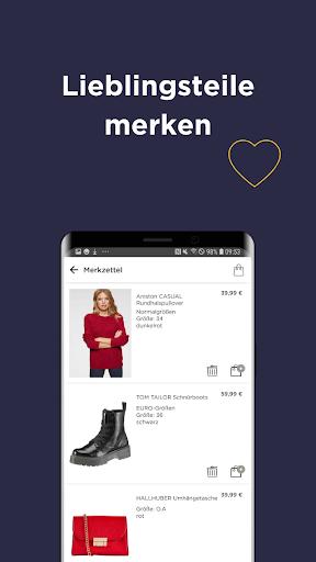 BAUR Mode Wohnen Shopping App screenshot
