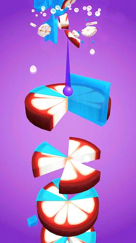 Helix Crush Android App Screenshot
