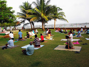 Photo: 2010 - Yoga Camp
