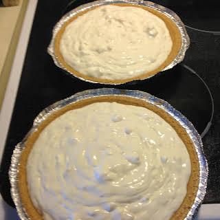 Lemonade Pie~To Die For!.