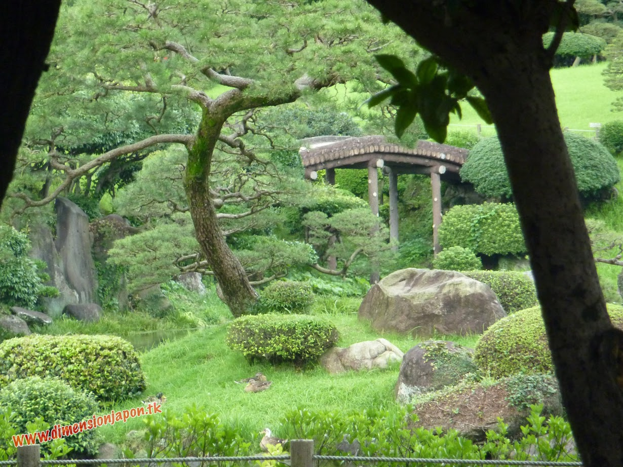 P1070064 Jardines Suizenji (Kumamoto) 15-07-2010