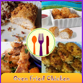 Oven Fried Chicken Recipes
