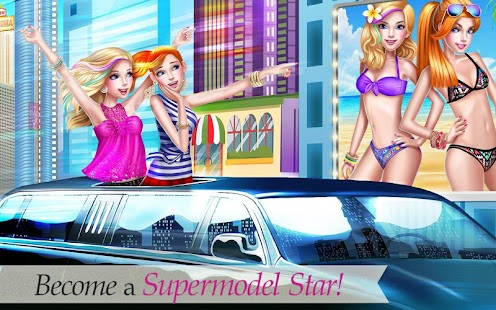 Supermodel Star - Fashion Game Screenshot