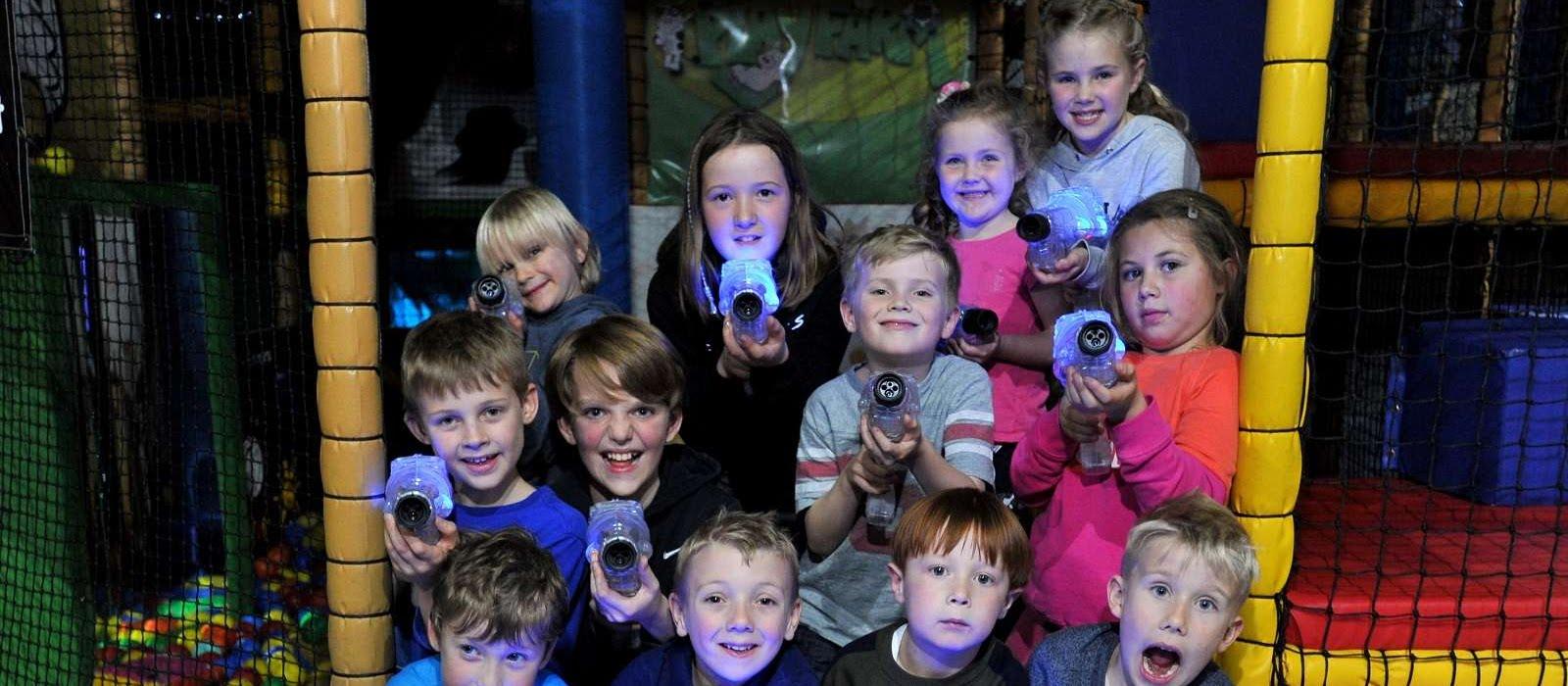 Best Laser Tag Parties In Cheltenham | Play Farm