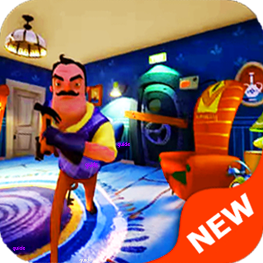 The New complete guide Hello Neighbor alpha 4